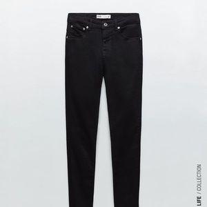 ZW Premium skinny jean in deep black